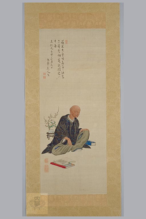 杉田玄白肖像