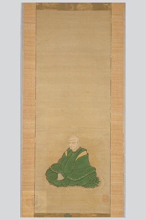 吉益東洞肖像